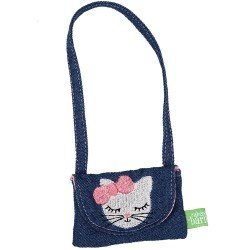 Outfit for Rubens Barn doll 36 cm - Outfit for Rubens Ark and Kids - Kitty bag