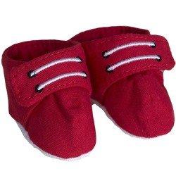 Ropa para muñecas Rubens Barn 36 cm - Ropa para Rubens Ark y Kids - Zapatillas rojas