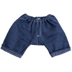 Ropa para muñecas Rubens Barn 36 cm - Ropa para Rubens Ark y Kids - Vaqueros azules