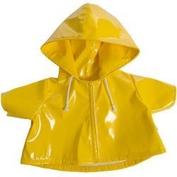 Outfit for Rubens Barn doll 36 cm - Outfit for Rubens Ark and Kids - Raincoat