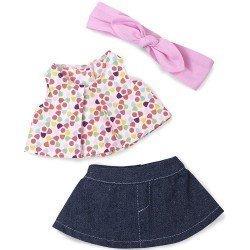 Rubens Barn doll Outfit 32 cm - Rubens Cutie - Summertime set