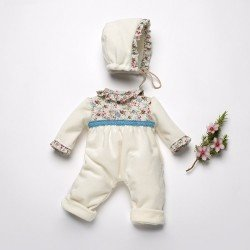 Así doll Outfit 46 cm - Boutique Reborn Collection - Outfit Carla