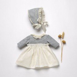 Así doll Outfit 46 cm - Boutique Reborn Collection - Outfit Elena