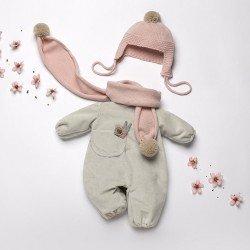 Así doll Outfit 46 cm - Boutique Reborn Collection - Outfit Fernanda