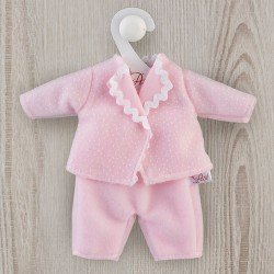 Así doll Outfit 20 cm - Pink romper and jacket set for Tom doll