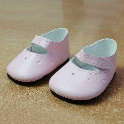 Poupées Paola Reina Compléments 60 cm - Las Reinas - Chaussures roses