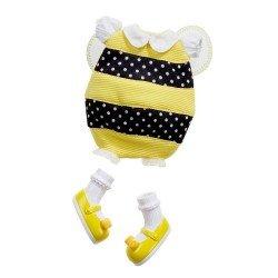 Tenue de poupée Lalaloopsy 31 cm - Déguisement d'abeille
