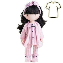 Ensemble pour poupée Paola Reina 32 cm - Gorjuss de Santoro - Goodnight Gorjuss