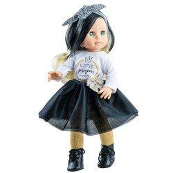 "Poupée Paola Reina 45 cm - Soy tú - Bianca avec tenue ""Petite Princesse"""