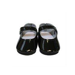 Poupée Paola Reina Compléments 32 cm - Las Amigas et Gorjuss - Chaussures noires en cuir verni