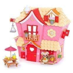 Puppen ergänzt Mini Lalaloopsy - Sew Sweet Playhouse
