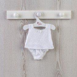 Outfit für Así Puppe 36 cm - Unterwäsche für Alex Puppe