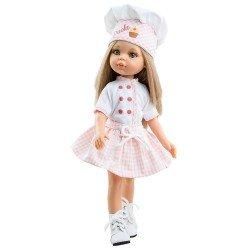 Paola Reina Puppe 32 cm - Las Amigas - Carla Baker