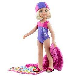 Paola Reina Puppe 32 cm - Las Amigas - Claudia Swimmer