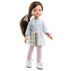 Paola Reina Puppe 32 cm - Las Amigas - Liu Schneiderin