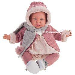 """Antonio Juan Puppe 52 cm - """"Mi Primer Reborn"""" Daniela Winter"""