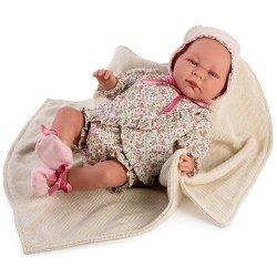 Así Puppe 46 cm - Macarena, limitierte Serie Reborn Puppe