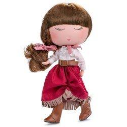 Berjuán Puppe 32 cm - Anekke - Country