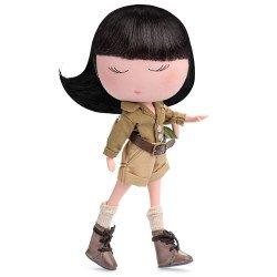 Berjuán Puppe 32 cm - Anekke - Safari