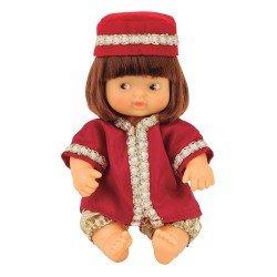 Barriguitas Classic Puppe 15 cm - Barriguitas of the World - Türkei