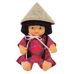 Barriguitas Classic Puppe 15 cm - Barriguitas of the World - Vietnam