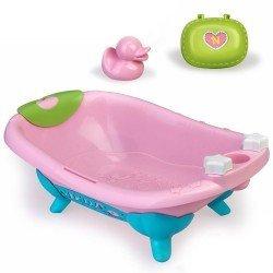 Ergänzungen für Nenuco Puppe - Badewanne