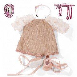 Götz Puppen Outfit 45-50 cm - Set Boho Style