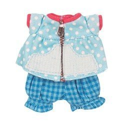 Lalaloopsy Littles Puppe Outfit 18 cm - Spielkleidung