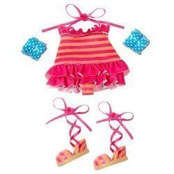 Lalaloopsy Puppe Outfit 31 cm - Badeanzug