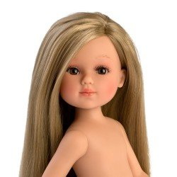 Llorens Puppe 31 cm - Yanay ohne Kleidung
