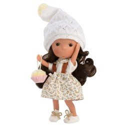 Llorens Puppe 26 cm - Miss Minis - Miss Lucy Moon