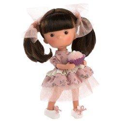 Llorens Puppe 26 cm - Miss Minis - Miss Sara Pots