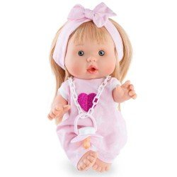 Marina & Pau Puppe 26 cm - Nenotes Party Edition - Pink