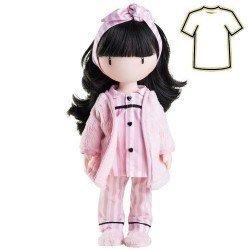 Outfit für Paola Reina Puppe 32 cm - Gorjuss de Santoro - Goodnight Gorjuss