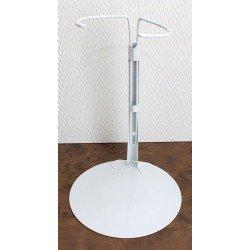 Metallpuppenständer 3101 in weiß für Mariquita Perez Typ