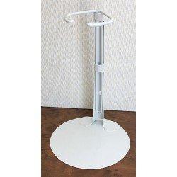 Metallpuppenständer 2501 in weiß für Nancy KidznCats Typ
