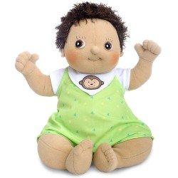 Rubens Barn Puppe 45 cm - Rubens Baby - Max Monkey