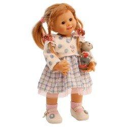 Schildkröt Puppe 30 cm - Müller-Wichtel von Rosemarie Müller - Fiona