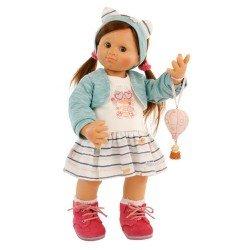 Schildkröt Puppe 30 cm - Müller-Wichtel von Rosemarie Müller - Pia