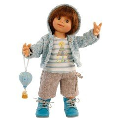 Schildkröt Puppe 30 cm - Müller-Wichtel von Rosemarie Müller - Oskar