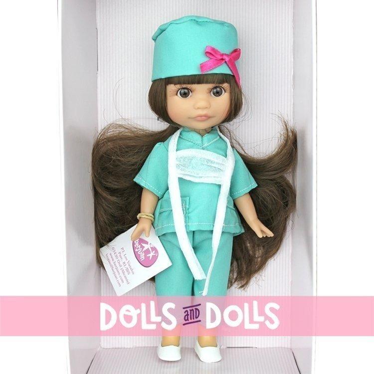Bambola Berjuan 22 cm - Boutique bambole - Luci doctor