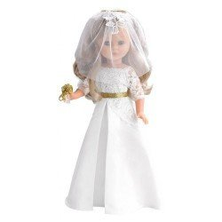 Nancy Collection Doll 41 cm - Sposa - Disegnata da Ion Fiz / Edizione 2017