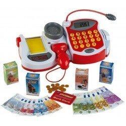 Klein 9373 - Caja registradora electrónica juguete