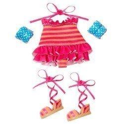 Lalaloopsy bambola Outfit 31 cm - Costume da bagno