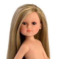 Bambola Llorens 31 cm - Yanay senza vestiti