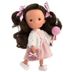 Bambola Llorens 26 cm - Miss Minis - Miss Dana Star