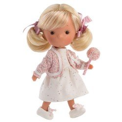 Bambola Llorens 26 cm - Miss Minis - Miss Lilly Queen