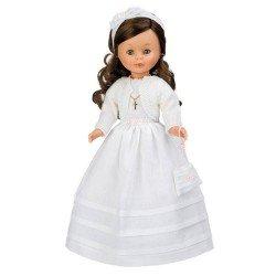 Bambola collezione Nancy 41 cm - Comunione bruna