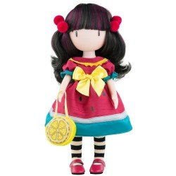 Bambola Paola Reina 32 cm - Bambola Gorjuss di Santoro - Ogni estate ha una storia