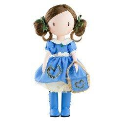 Bambola Paola Reina 32 cm - Bambola Gorjuss di Santoro - Amo ogni parte di te